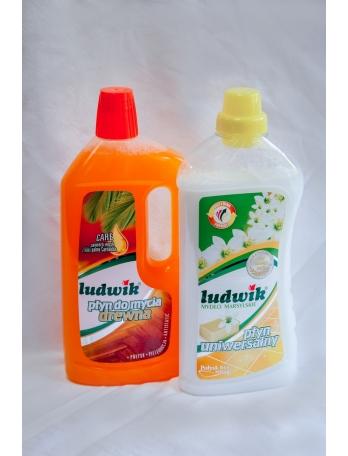 Средство для мытья полов Ludwik Польша