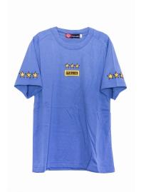 Футболка R.Y.B. DRESS  голубая