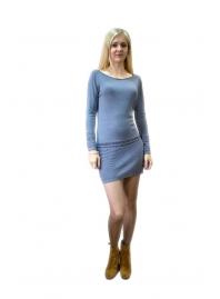 Платье серое S/M