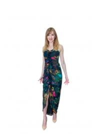 Платье цветы H&M