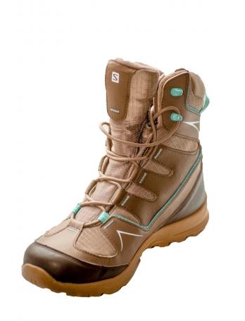 Ботинки Salomon женские
