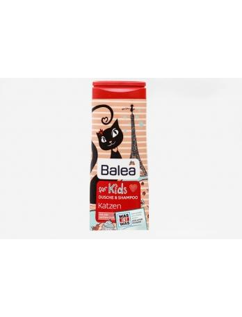Детский гель-шампунь Balea Kids Германия