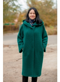 Шерстяное пальто Iris