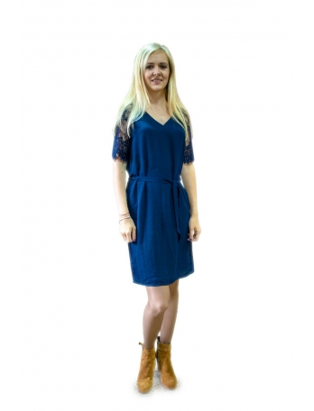 Платье синее Vero Moda