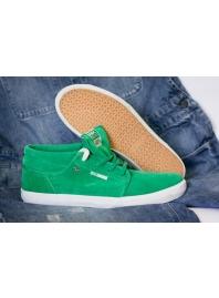Кеды BK зеленые