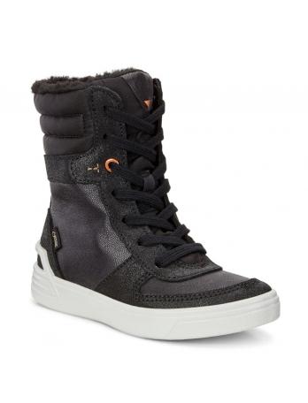 Детские ботинки Ecco 27-31 gore-Tex