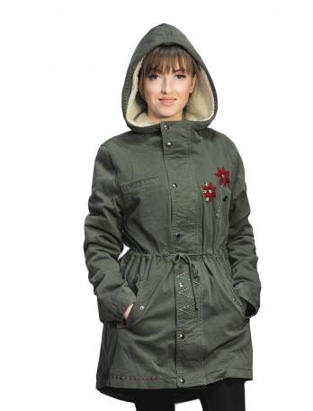 Парка  Женская куртка ECO