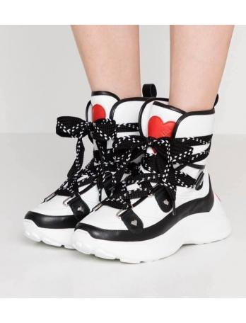 Женские ботинки Love Moschino