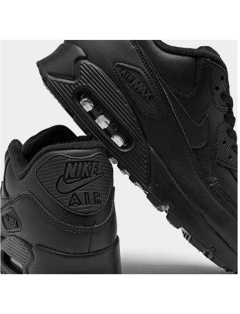 Мужские кроссовки Nike air max черные