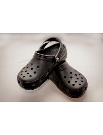 Crocs белые, черные, коричневые
