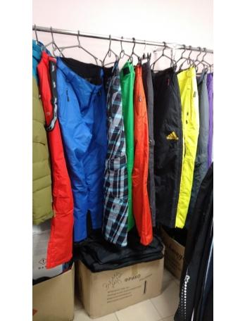 Горнолыжные штаны для лыж и сноуборда