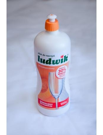 Жидкость для мытья посуды Ludwik 1 л